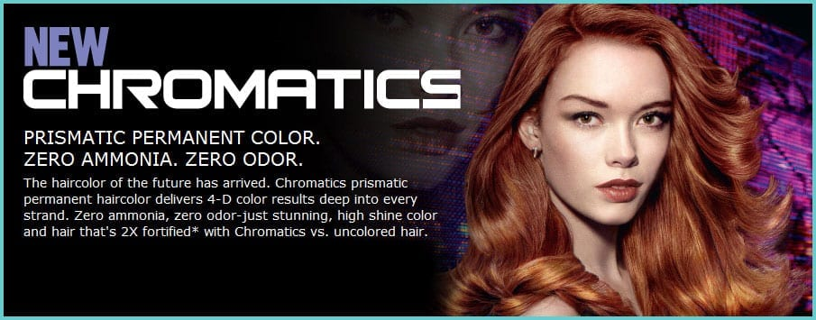 New Ammonia Free REDKEN Hair Color available now